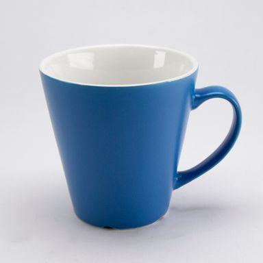 Taza de cerámica azul -  Miniso