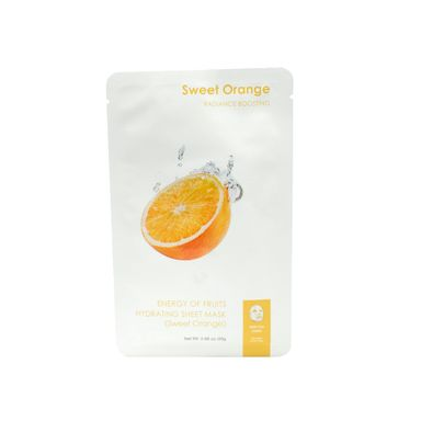 Mascarilla hidratante naranja dulce 25g -  Energy Of Fruits