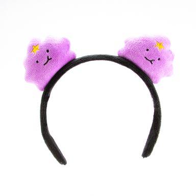 Vincha para cabello morado - Adventure Time