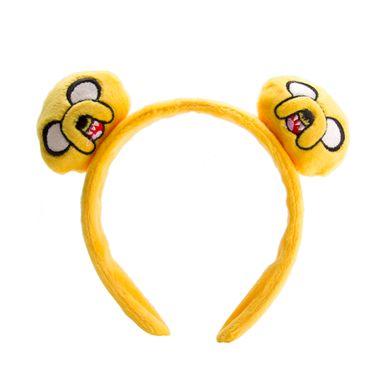 Vincha para cabello amarillo -  Adventure Time