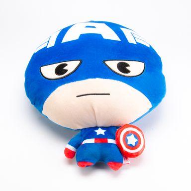 Peluche de capitán américa  celeste - Marvel
