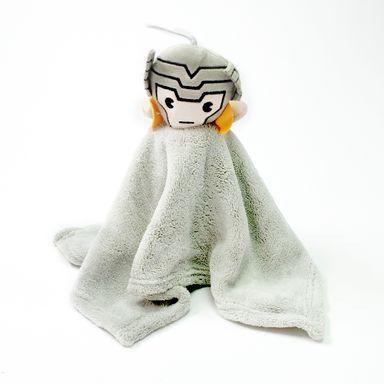 Toalla de baño para manos thor gris -  Marvel