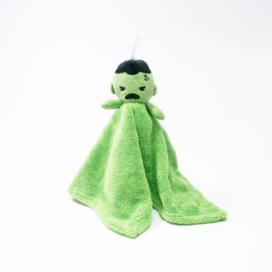 Toalla de baño para manos hulk verde -  Marvel