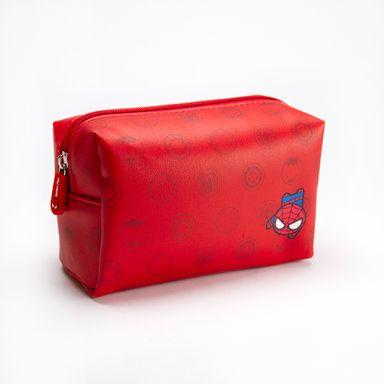 Cosmetiquera de color rojo -  Marvel