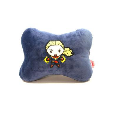 Almohada de capitana marvel azul -  Marvel