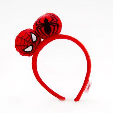 Vincha para cabello rojo -  Marvel