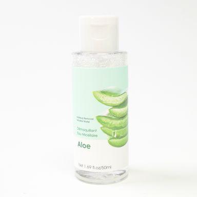 Desmaquillante facial de aloe 50 ml -  Miniso