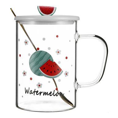 Tarro de vidrio watermelon 450 ml -  Energy Of Fruits