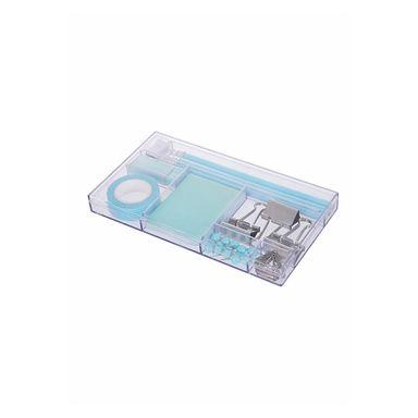 Kit de papelería sencillo menta -  Miniso