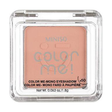Sombra para ojos monocromatica #50 1.8 g color me - Miniso
