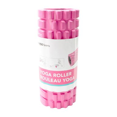 Rodillo de espuma para relajación rosa rojo - Miniso