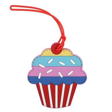 Etiqueta para equipaje candy colores mixtos 4 pzas - Candy Series