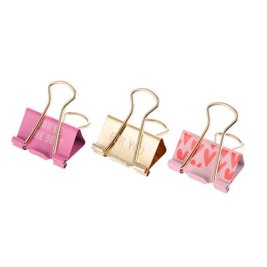 Clip pack surtido -  Miniso