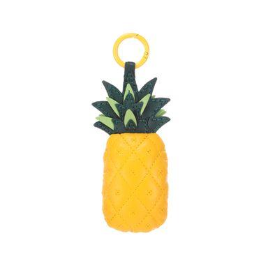 Llavero de piña amarillo -  Miniso