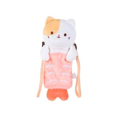 Funda para celular shrimp sushi cat rosa -  Miniso