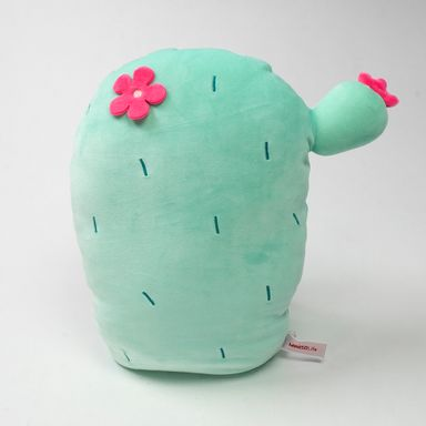 Almohada de cactus menta - Miniso