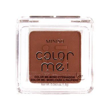 Sombra para ojos monocromática #37 1.8 g color me -  Miniso