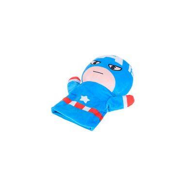 Títere de capitán américa celeste - Marvel