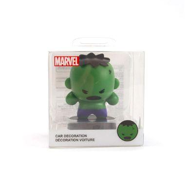 Adorno para auto hulk verde -  Marvel
