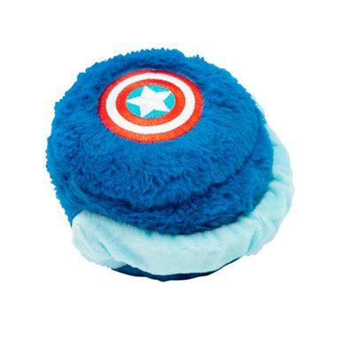 Orejeras de capitán américa celeste -  Marvel