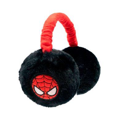 Orejeras de spiderman negro -  Marvel