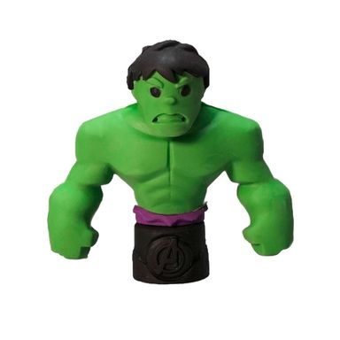 Borrador 3d hulk -  Marvel