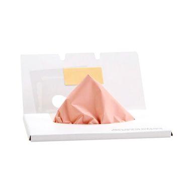 Toallas absorbentes x 50 pzs rosa -  Miniso