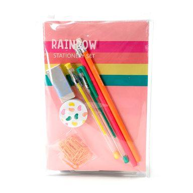 Set de papelería candy rainbow series -  Candy Series