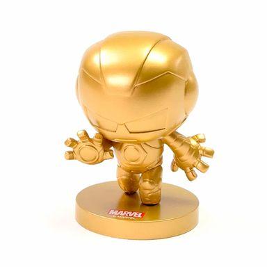 Ornamento decoración dorado iron man 2.0 -  Marvel