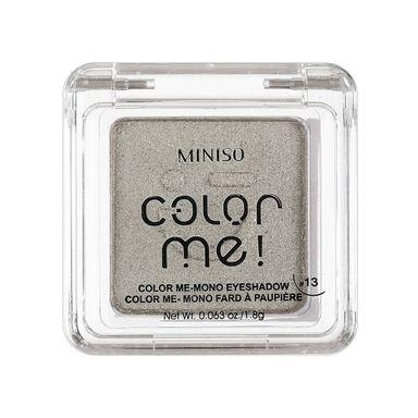 Sombra para ojos monocromática #13 18 g color me - Miniso