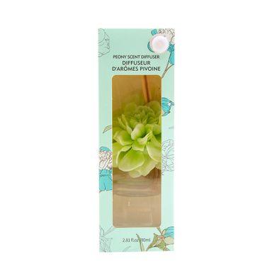Difusor de aroma 3d peony scent verde 80ml -  Miniso