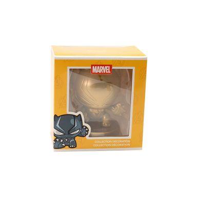Ornamento decoración dorado pantera negra 2.0 -  Marvel