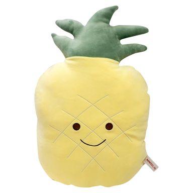 Peluche de piña amarillo - Miniso