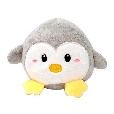 Peluche de pingüino con sonido gris - Miniso