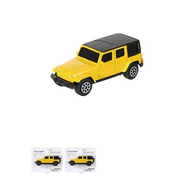Carro de juguete (jeep unlimited) - Miniso