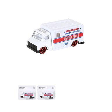 Carro de juguete ambulancia - Miniso