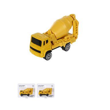 Carro de juguete revolvedora cemento - Miniso