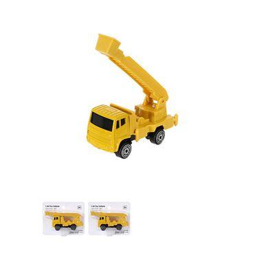 Carro de juguete camion elevador - Miniso