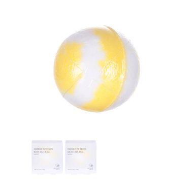 Sal de baño limón -  Energy Of Fruits