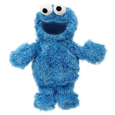 Marioneta cookie monster azul - Plaza Sésamo