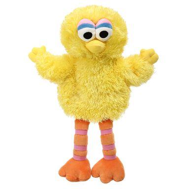 Marioneta big bird amarillo - Plaza Sésamo