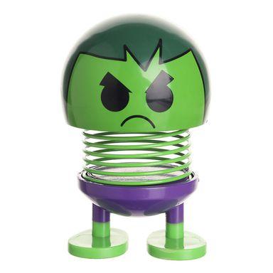 Juguete spring figure hulk  verde - Marvel