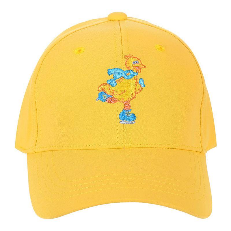 Gorra-de-beisbol-con-bordado-colores-mixtos-sesame-street-5-2663