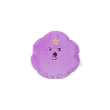 Cojín en forma de lumpy space princess morado -  Adventure Time