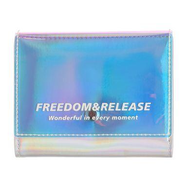 Cartera para mujer triple freedom -  Miniso