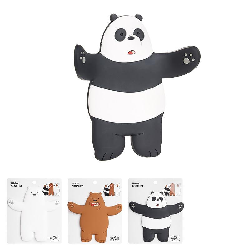 Gancho-adhesivo-soft-We-Bare-Bears-De-Pl-stico-Suave-5-2929