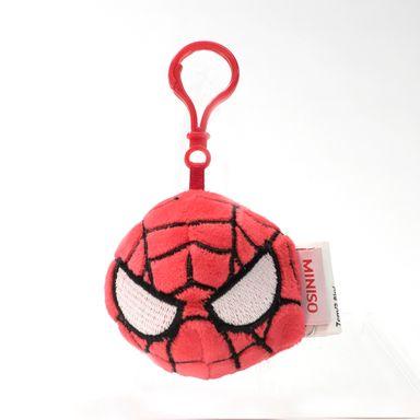 Llavero cabeza spiderman felpa  -  Marvel