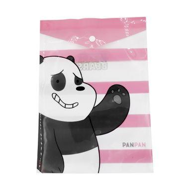Paquete de porta documentos vertical A4 2 pzas - We Bare Bears