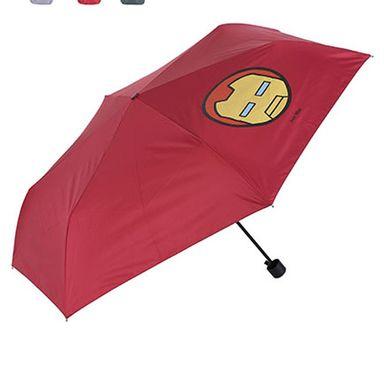 Paraguas uv escudo iron man - Marvel
