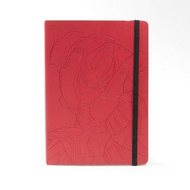 Libreta de notas iron man mediana - Marvel